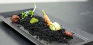 Retter fra Baskerlandet lavet af Eneko Atxa, ejer af restaurant Azurmendi i Bilbao, Michelin stjerne restaurant fra 2007